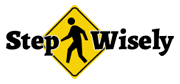 Step Wisely logo