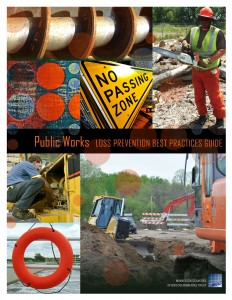 Public Works Loss Prevention Best Practices Guide cover image