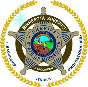 Minnesota Sheriffs' Association logo