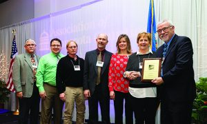 Cottonwood County commissioners receive award for Outstanding Performance in Workers' Compensation Division