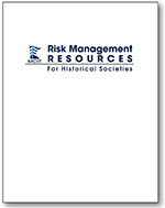 Risk Management Resources for Historical Societies book cover