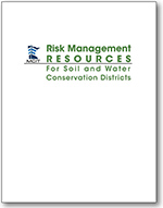Risk Management Resources for Soil and Water Conservation Districts book cover