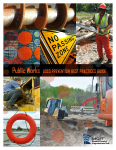 Cover image of Public Works Loss Prevention Best Practices Guide